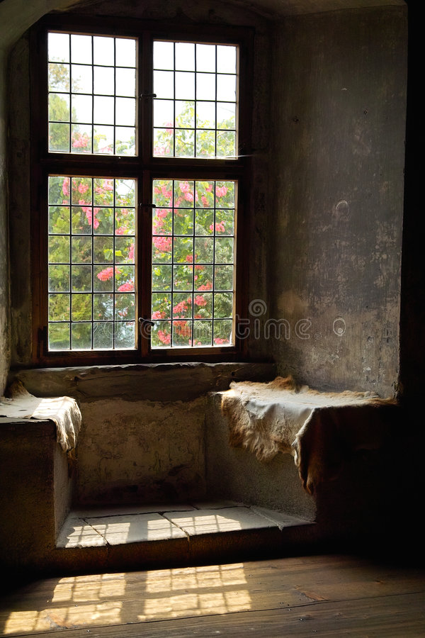 Download Window in a castle stock photo. Image of travel, building - 7643010