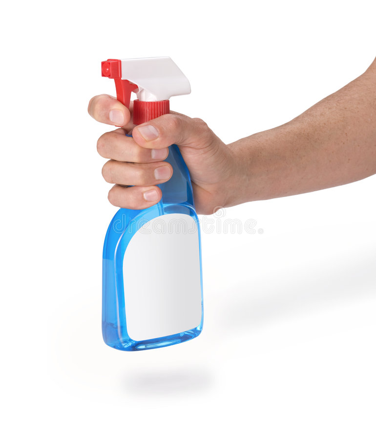 Download Window Cleaner stock image. Image of label, cleaner, holding - 7305503
