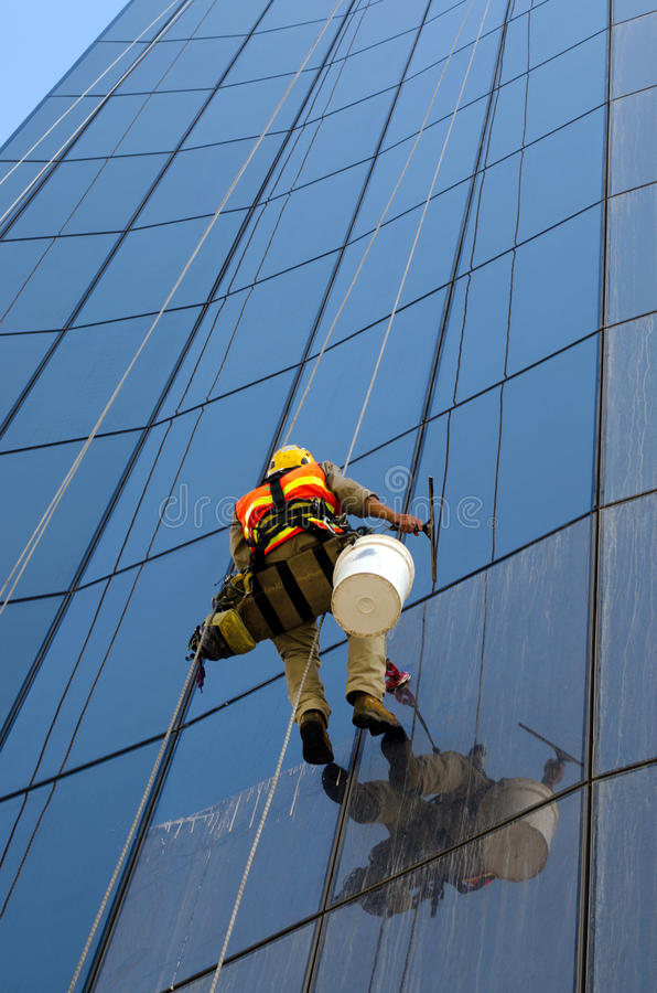 Window cleaner editorial photo. Image of clean, cleaner - 40369486