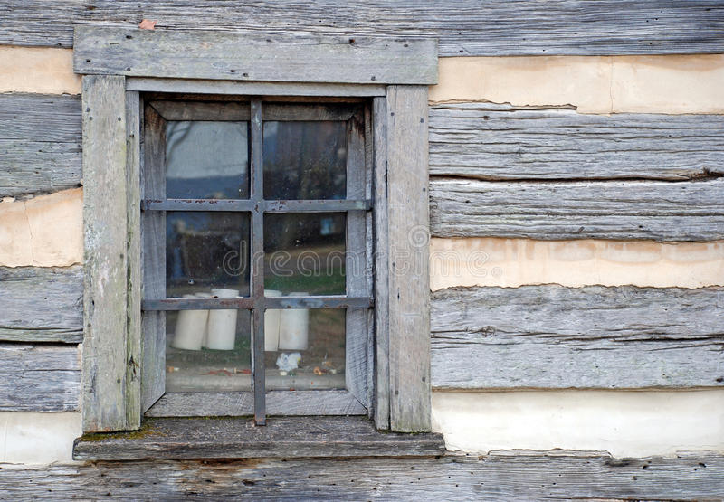 Window Detail stock image