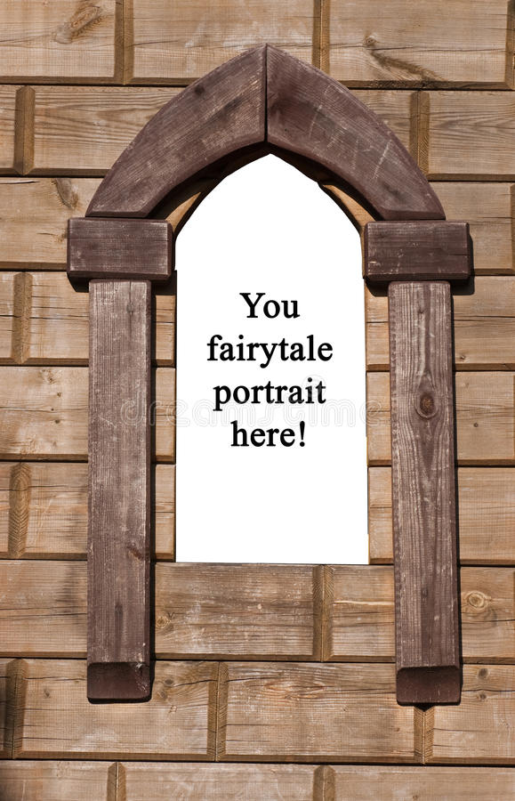 Download Window from fairytale stock photo. Image of frame, retro - 21955476