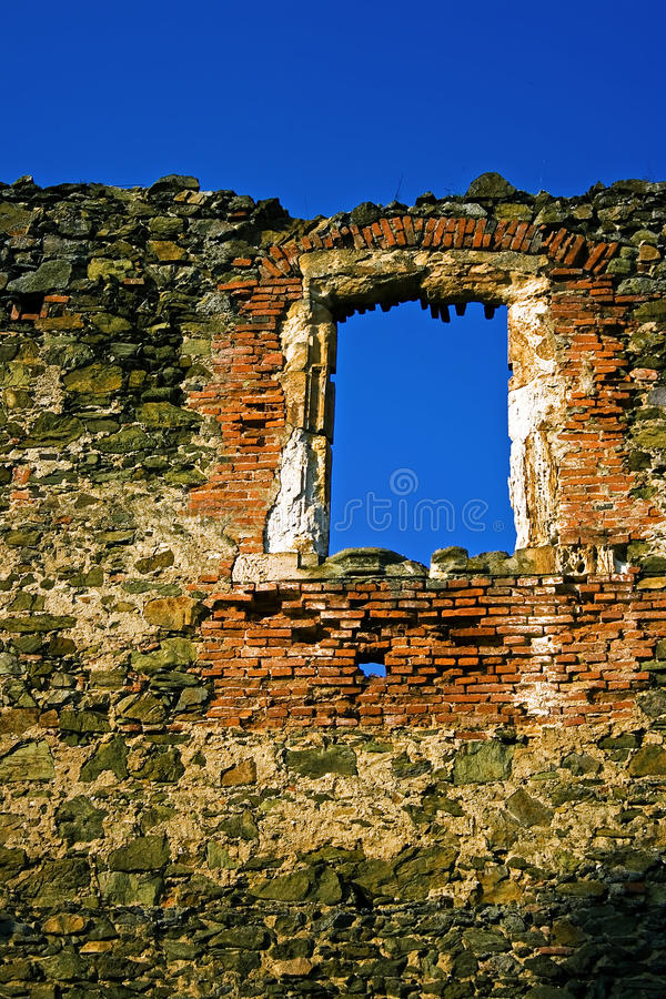 Window In History Stock Photography