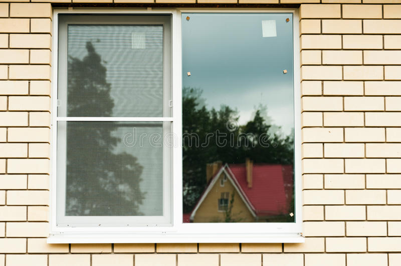 Download Window of the house stock image. Image of design, windows - 26538639