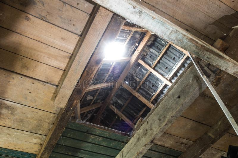 Abandoned Attic Stock Images Download 1 007 Royalty Free