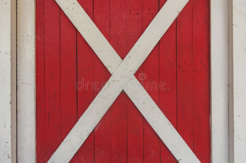 Window red and white wood texture royalty free stock photos