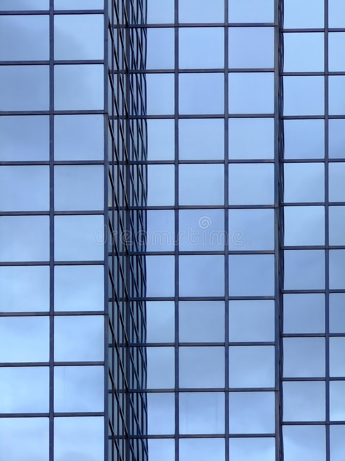 Window reflection stock photos