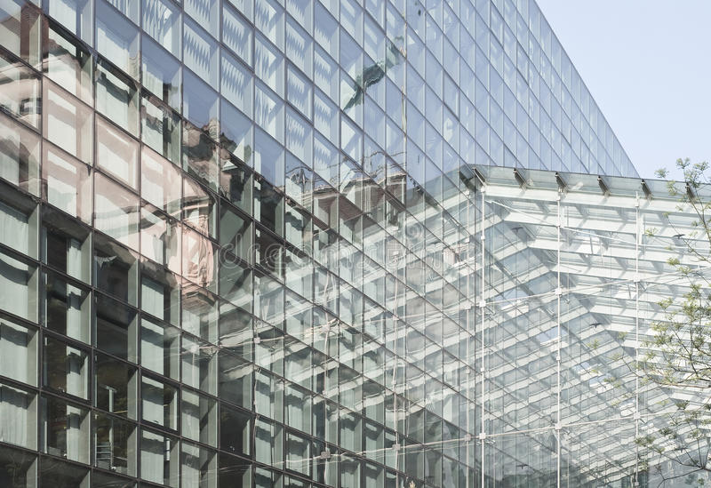 Download Window Reflections stock photo. Image of architecture - 21928600