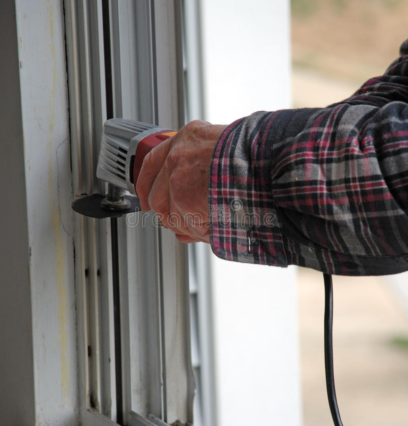 Download Window Replacement stock image. Image of replacement - 14399557