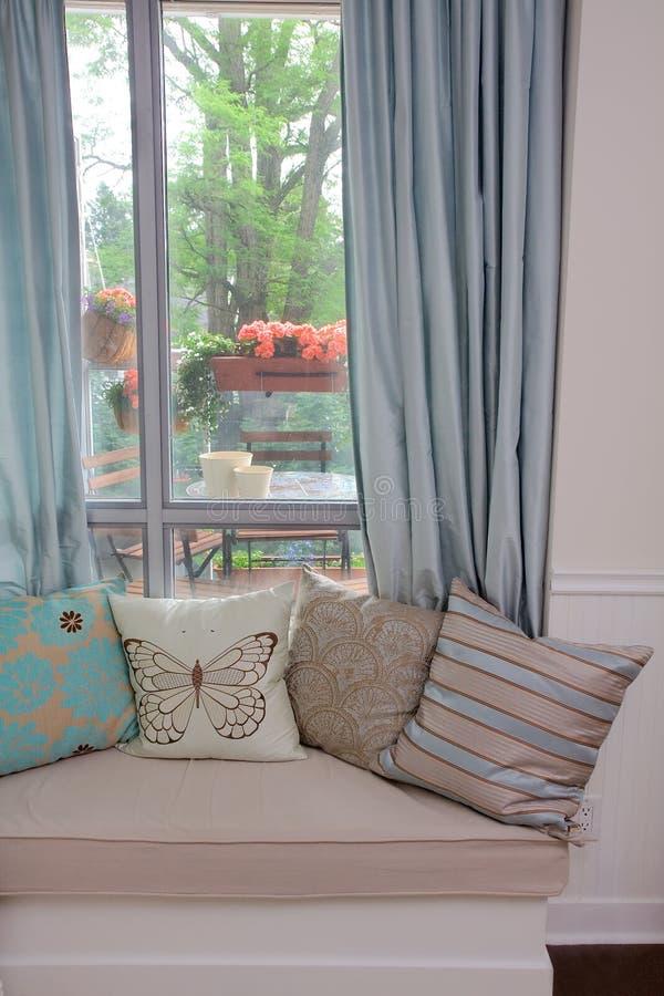 Free Window Seat Stock Photography - 5518422