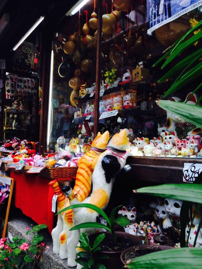 Window shopping royalty free stock photo