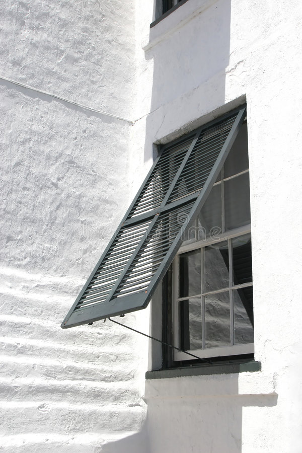 Free Window Shutter Royalty Free Stock Image - 4968556
