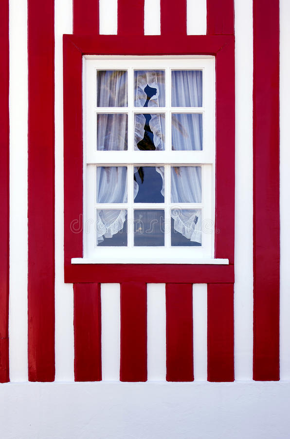 Download Window on Stripes stock photo. Image of pattern, costa - 26606400
