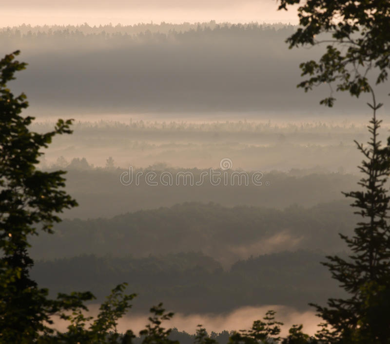 Download Window to elfs' land. stock image. Image of rise, dawn - 15095947