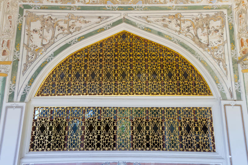 Download A Window From Topkapi Palace Stock Photos - Image: 21434313