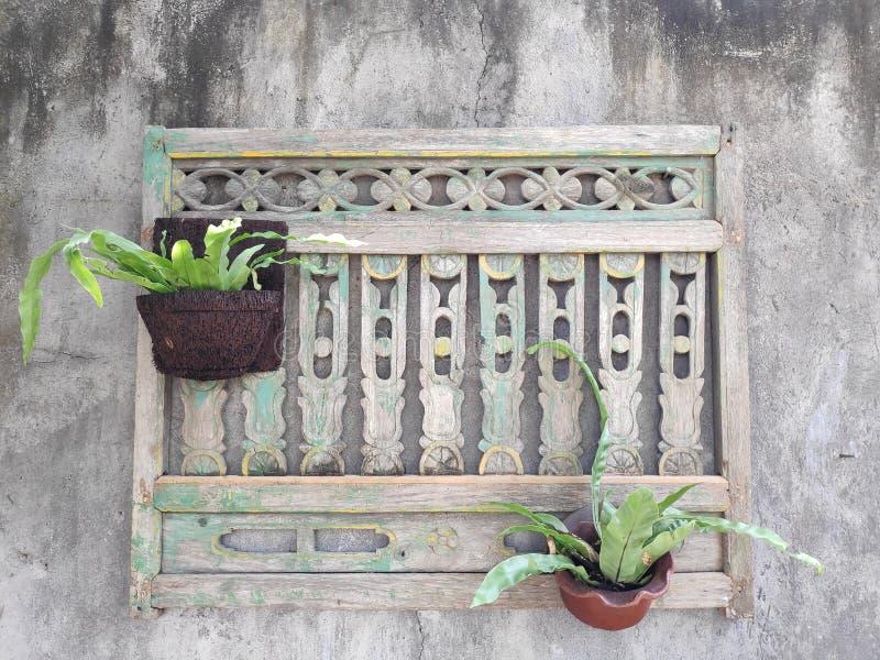 Window wall decor. Nature hanging stock photos