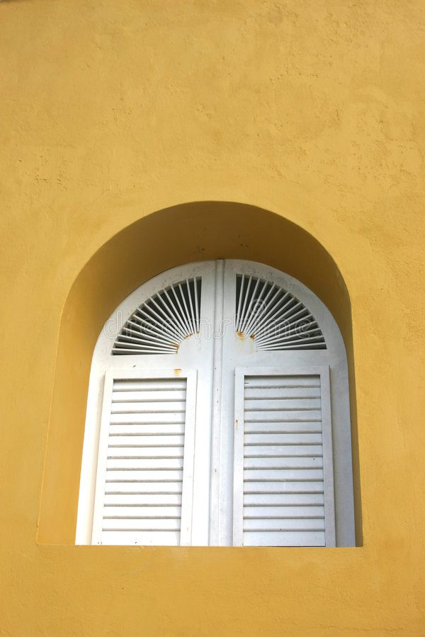 Free Window With Shutters Royalty Free Stock Photos - 569638