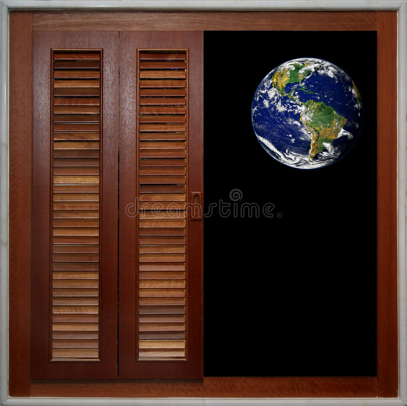 Download Window Of The World Stock Photos - Image: 1420983