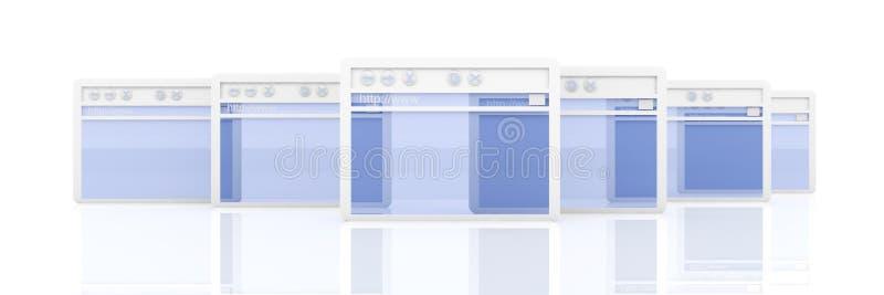 Windows ξεφυλλιστή απεικόνιση αποθεμάτων