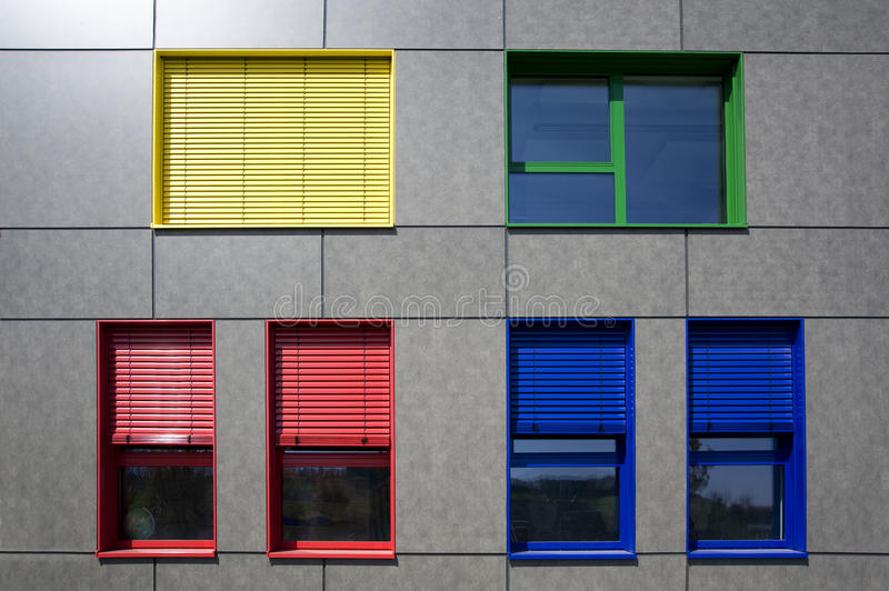Windows 2 royalty free stock photography