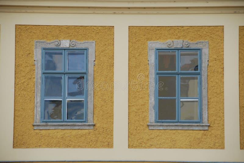 Windows royaltyfri bild