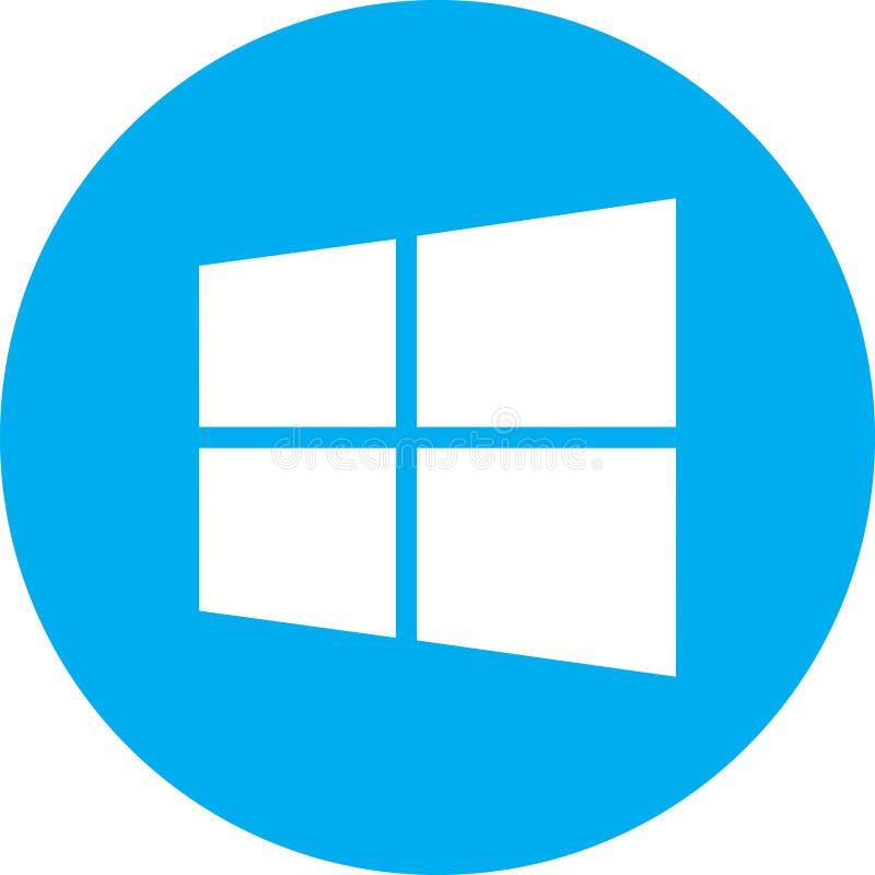 Windows illustration stock