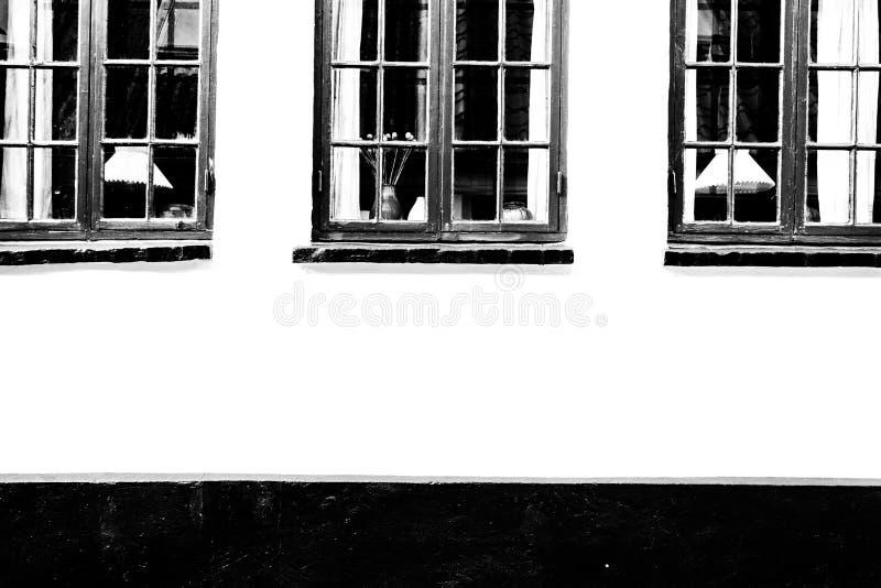 Windows fotografia stock libera da diritti