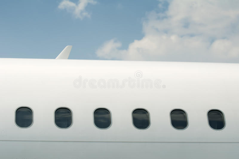 Download Windows Of An Airplane Outside Stock Photo - Image: 21108106