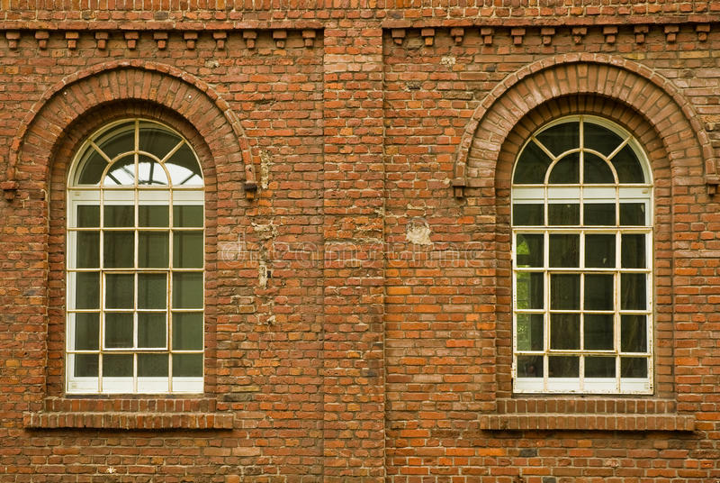 Windows arqueado fotos de stock royalty free