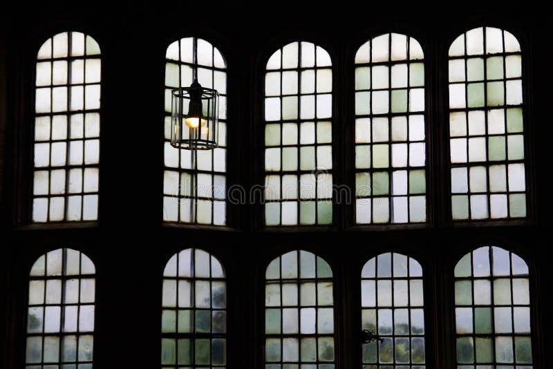 Windows autêntico fotografia de stock