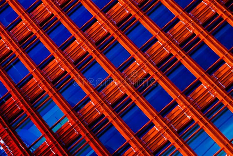 Windows bleu photographie stock libre de droits