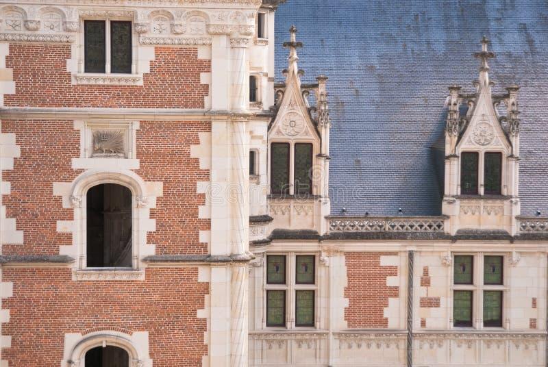 Windows Blois στοκ φωτογραφία