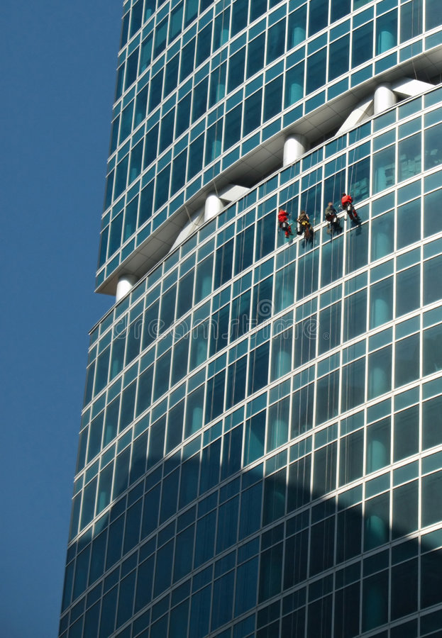 Free Windows Cleaning Stock Photo - 5030690