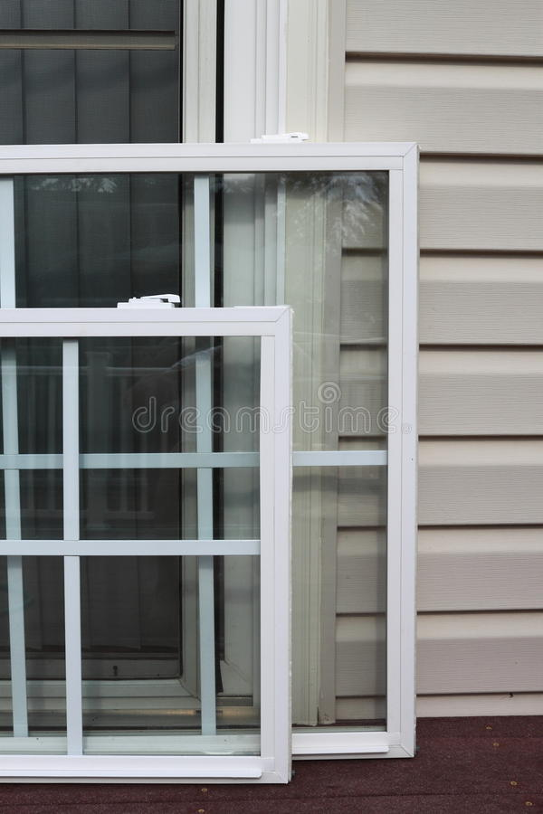Windows De Rendement Optimum Photo stock