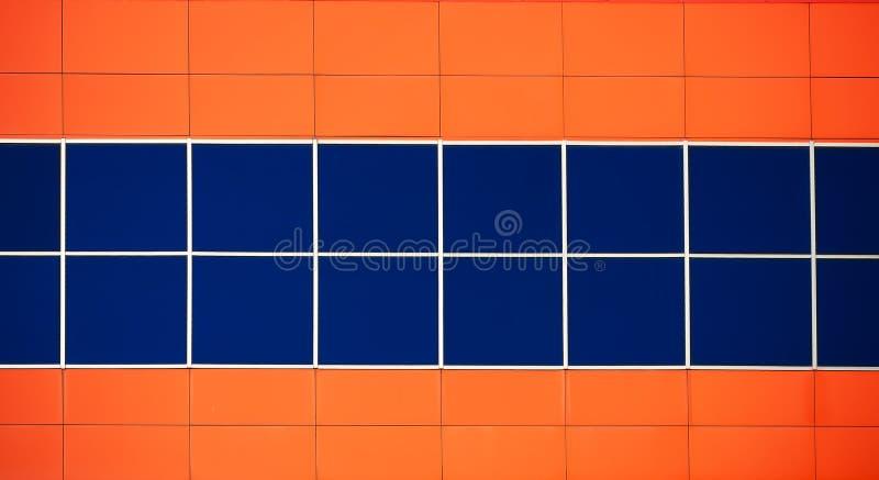 Windows do prédio de escritórios moderno foto de stock royalty free