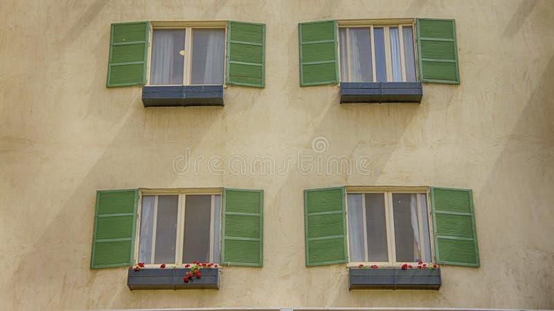 Windows immagine stock