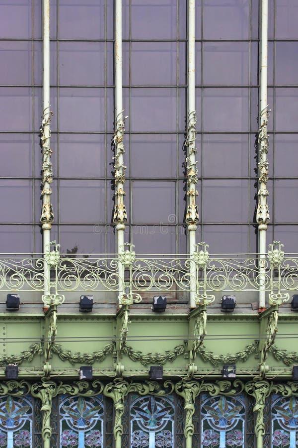 Windows of Eliseyev Emporium