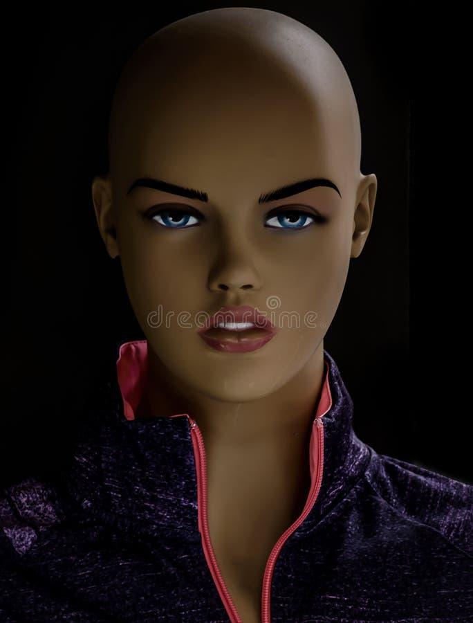 Μανεκέν στα καταστήματα Κούκλες στοκ εικόνες με δικαίωμα ελεύθερης χρήσης