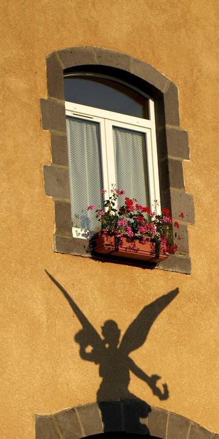 Windows francês III foto de stock royalty free