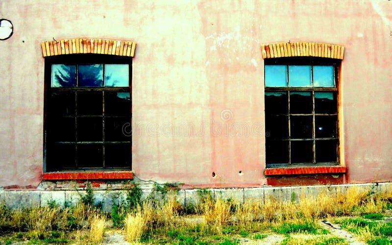 Windows heureux photos stock