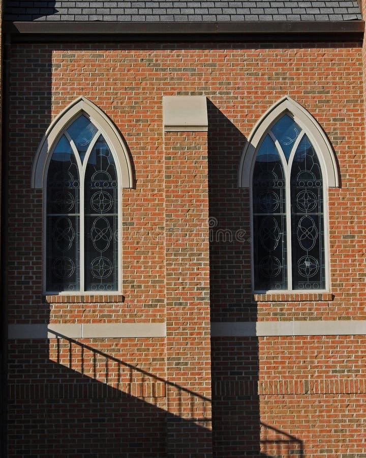 Windows jumeau photos libres de droits