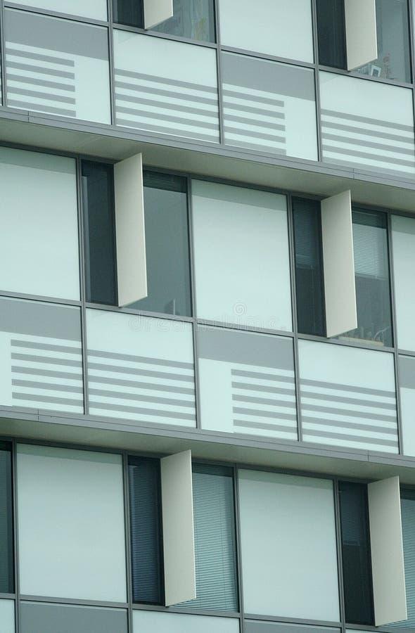 Windows in LA immagini stock libere da diritti
