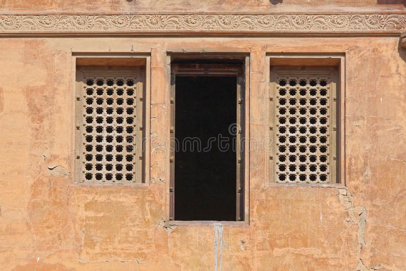 Windows le Caire images stock
