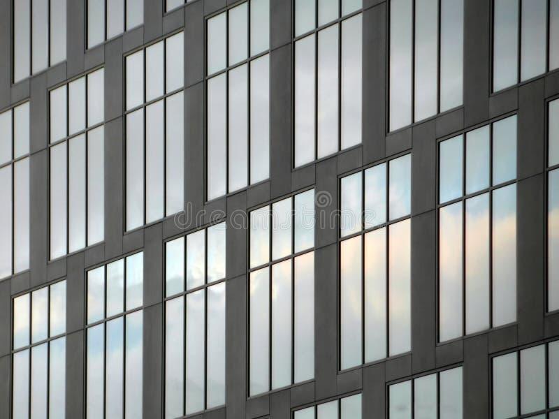 Windows On Modern Buildings Royalty Free Stock Photo