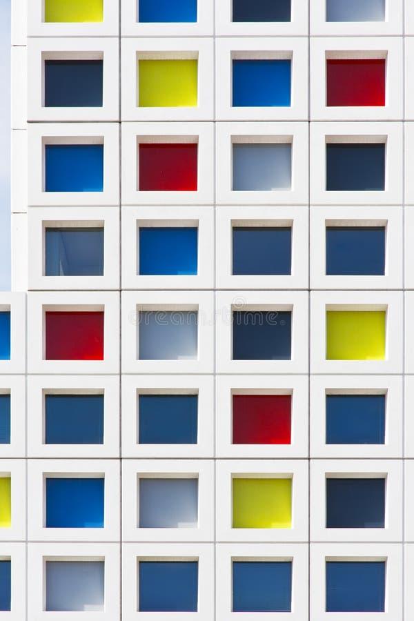Windows multicolore immagine stock libera da diritti