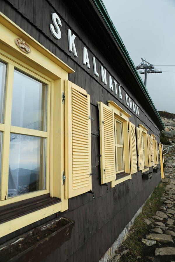 Free Windows Of Chalet Stock Photo - 56440900