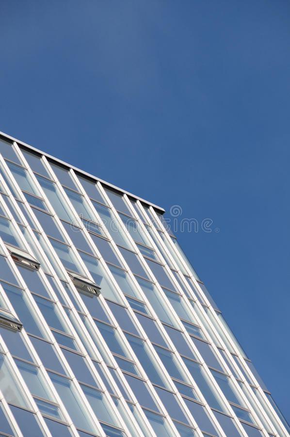 Download Windows Of Office Buildings Stock Image - Image: 12829861
