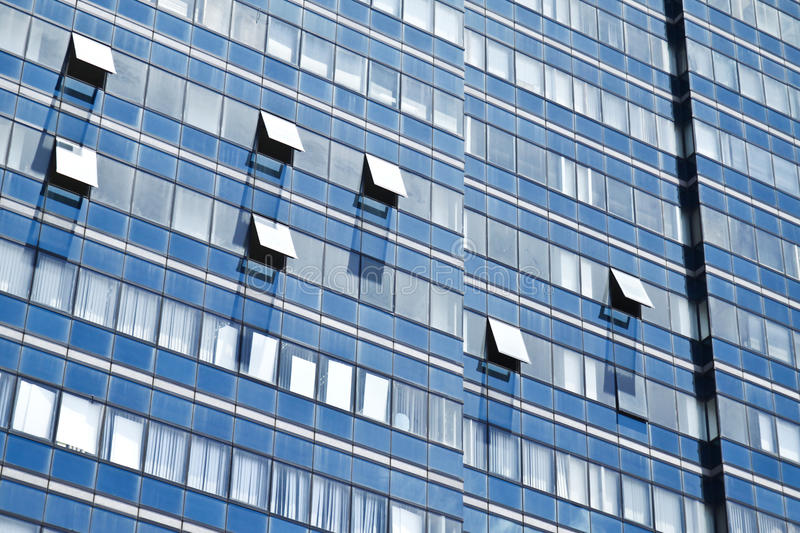 Download Windows Of Office Buildings Stock Image - Image: 16799769