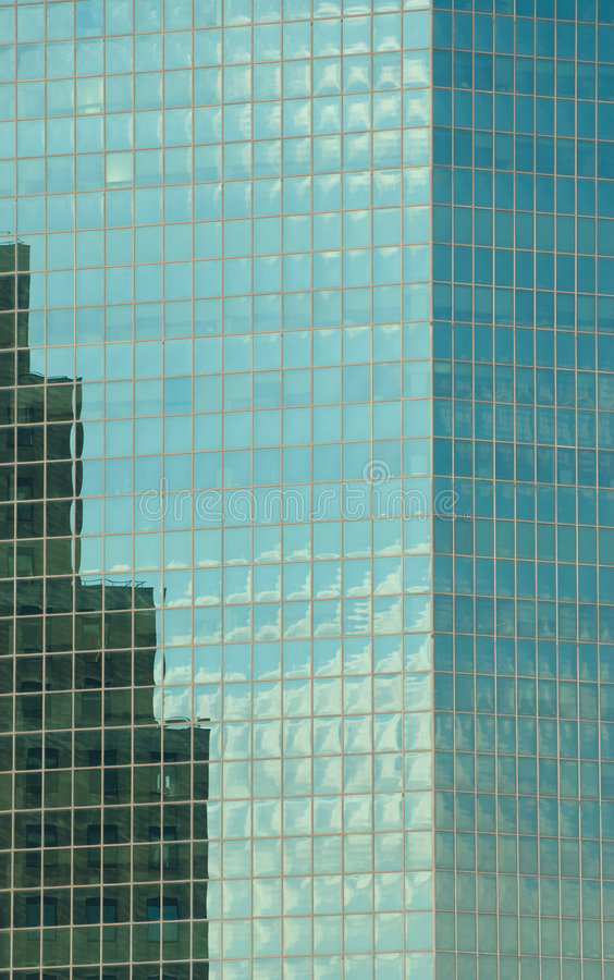 Download Windows Of Office Buildings Stock Image - Image: 4452191