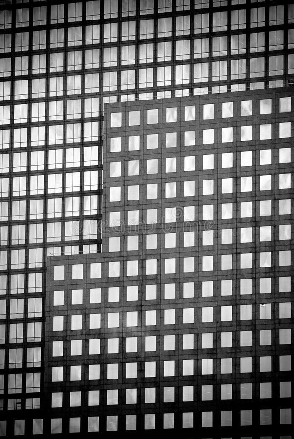 Download Windows Of Office Buildings Stock Image - Image of concrete, background: 7723939