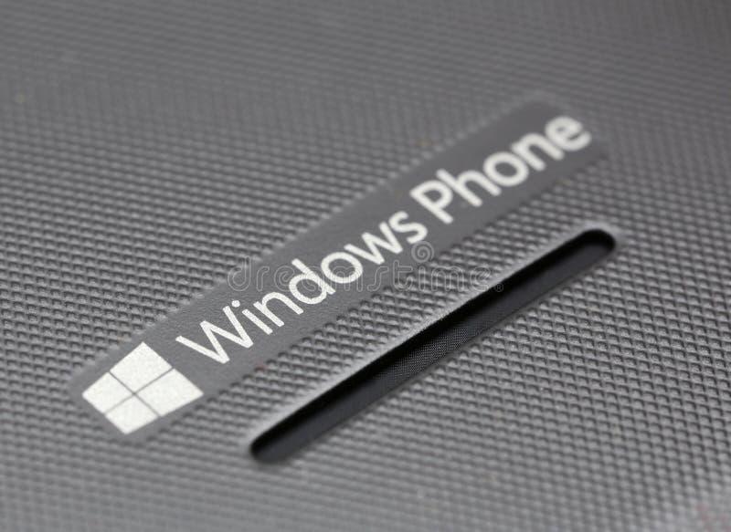 Windows Phone image stock